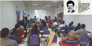 Seminar on Study Abroad